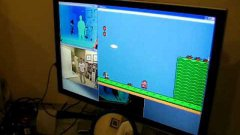 Playing Classic Nintendo Mario Games With Kinect On PC