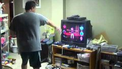 Dad Dancing On Just Dance
