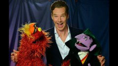 Benedict Cumberbatch And The Count Solve A Fruity Problem