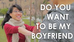 Do You Want To Be My Boyfriend