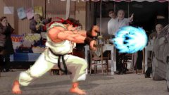 Street Fighter Car Insurance Commercial