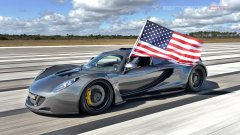 Hennessey Venom GT Sports Car Breaks Fastest Speed Record