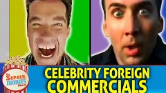 Celebrities Starring In Foreign Commercials