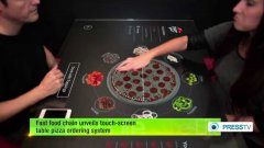 New Pizza Hut Interactive Tablet-Style Tables Allow You To Order Your Pizza