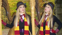 Harp Twins Cover Harry Potter Theme Music Perfectly