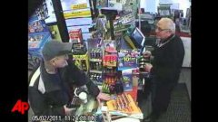 Man Apologizes While Robbing Store