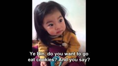 Toddler Answers Mom's Stranger Danger Questions