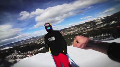 Freestyle Skiing With Bobby Brown