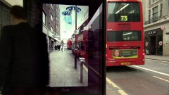 Bus Stop Adds Amazing Special Effects To Real Life