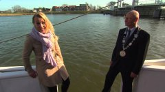 Dutch Reporter Falls Off Boat
