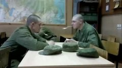Fight on spoons in Russian army