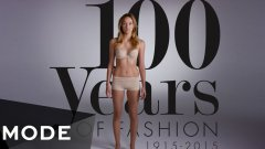 100 Years of Fashion in 2 Minutes