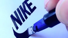 Famous Logos Drawn Freehand