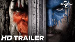 Warcraft: The Beginning – Official Movie Trailer