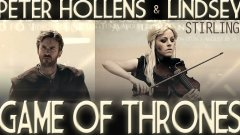 Lindsey Stirling - Game of Thrones (with Peter Hollens)