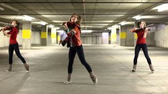 Lindsey Stirling - On the floor take three, listen and watch music video  online