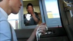 McDonalds Employee's Epic Reaction
