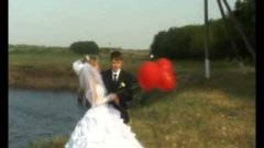 Wedding Balloon Release Goes Wrong