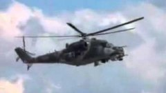 Camera shutter speed synchronized with helicopter blade frequency