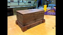 Making Secret Compartment Box
