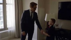 Robert Downey Jr. delivers a real bionic arm to a kid fan who needs it