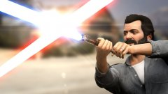 GTA V - Lightsabers