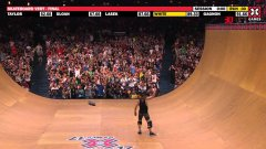 X Games 17: Skateboard Vert Battle for Gold