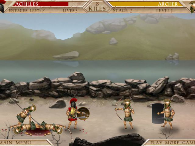 achilles 2 game free download