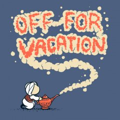 Off For Vacation
