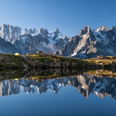 Mirror mountains