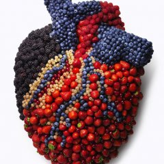 Berry heart
