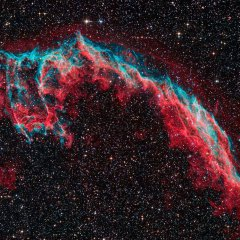 The Sublime Veil Nebula