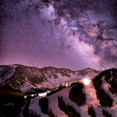 The Magnificence Of The Milky Way