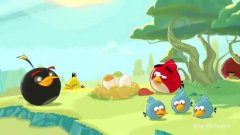 Angry Birds Space out Official Trailer