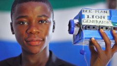 Self-taught african teen wows M.I.T.