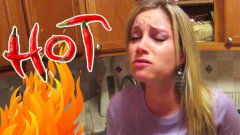 Hot pepper extract prank