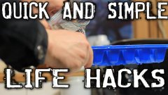 Quick and simple life hacks 8