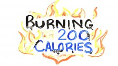 Ways to burn 200 calories