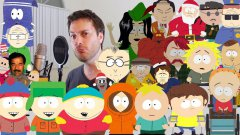 South Park impressions in 2 minutes