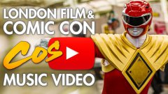 Best cosplayers of Winter London Film and Comic Con