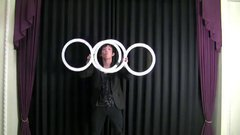 Amazing Magic Rings Illusion