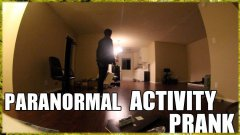Paranormal Rigged Apartment Prank