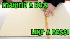 Korean Postal Worker Makes Custom Box Like A Boss