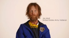 Homeless Veteran Receives Transformative Makeover