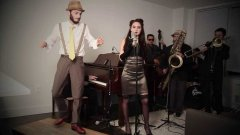 1940′s Jazz Tap Dance Cover Of