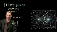 Northwestern Professor Invents New Lightboard