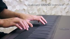 Innovative Seaboard Grand Piano Overview
