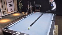 Inconceivable Pool Trick Shots By Florian Kohler