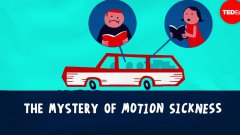 The Mystery Of Motion Sickness