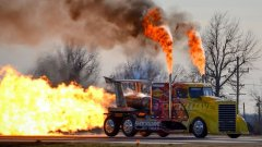 The World's Fastest Jet Powered Truck